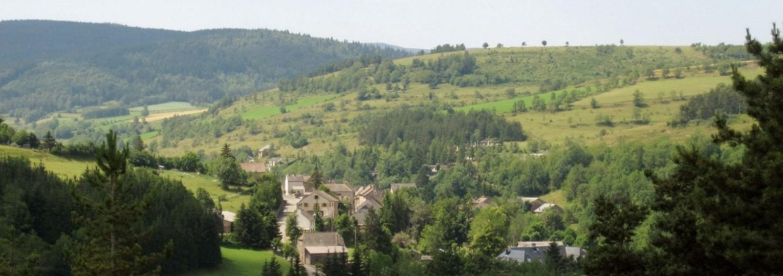 Le Bleymard en Lozère (GR7, GR44, GR68, GR70)